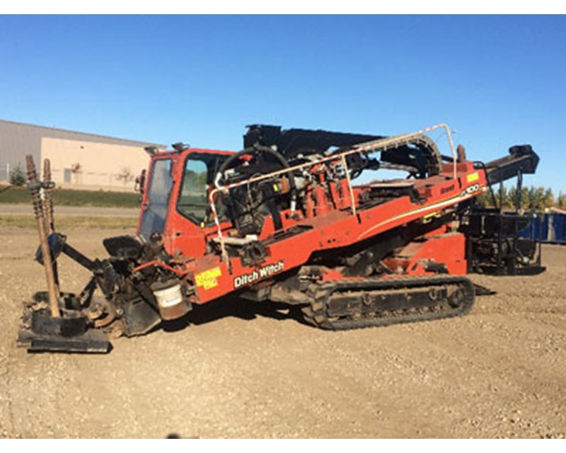 Ditch Witch JT100 Drilling Equipment and Part