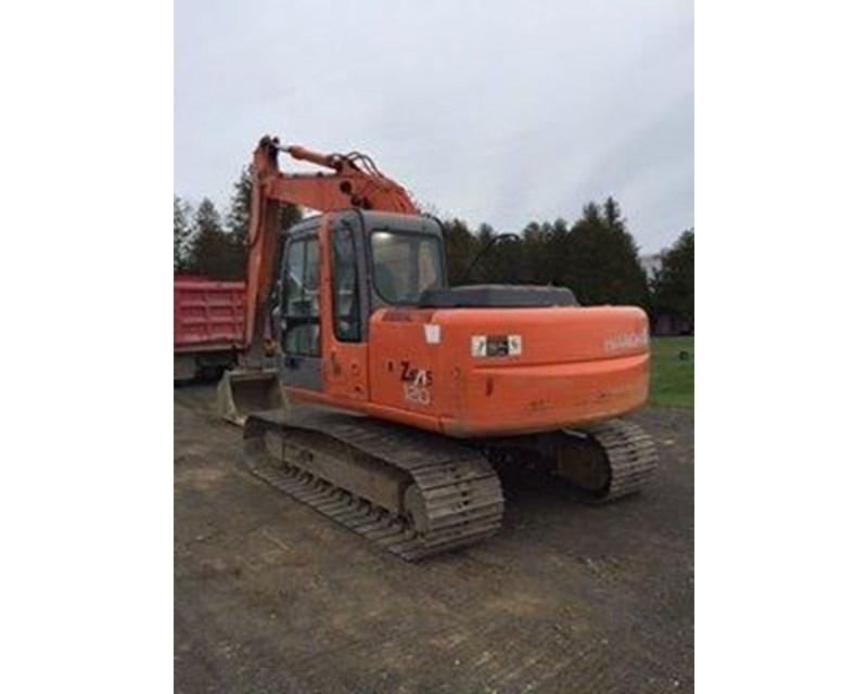 Hitachi 120 Crawler Excavator