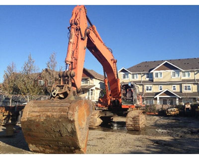 Hitachi 550EX Excavator