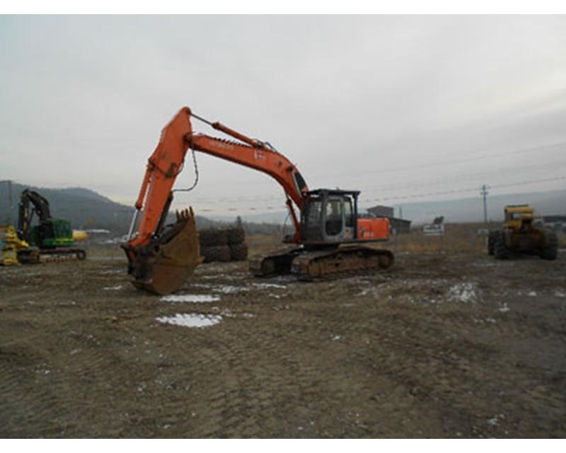 Hitachi EX270LC-5 Excavator