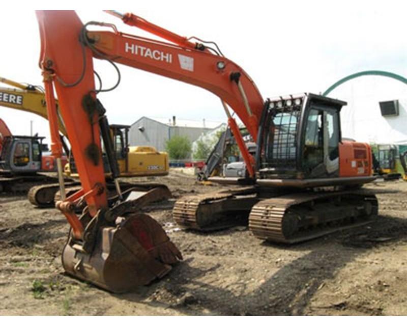 Hitachi ZX200LC-3 Excavator