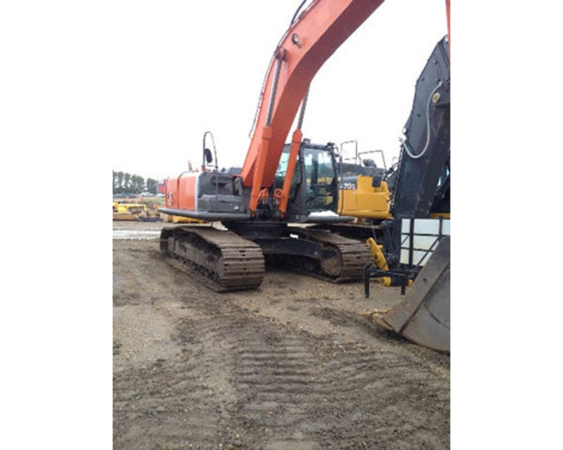 Hitachi ZX350LC Excavator