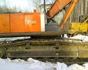Hitachi ZX350LX-3 Excavator