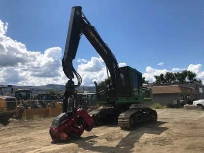 2015 John Deere 2154D Harvester