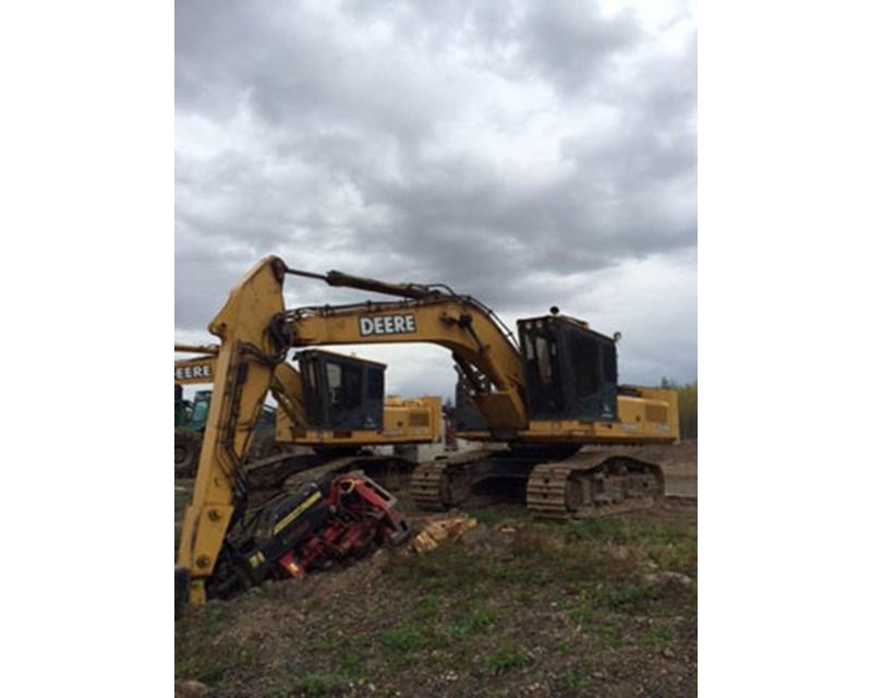 John Deere 3554 Harvester