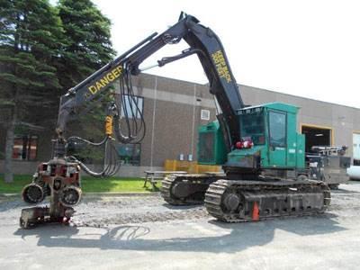 2002 Timberjack 608S Harvester