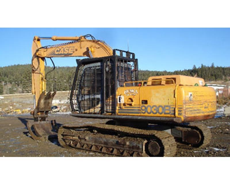 CASE 9030 Crawler Excavator