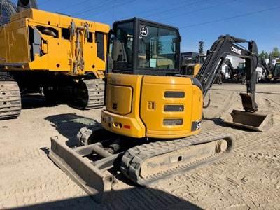 2018 John Deere 50G Mini Excavator