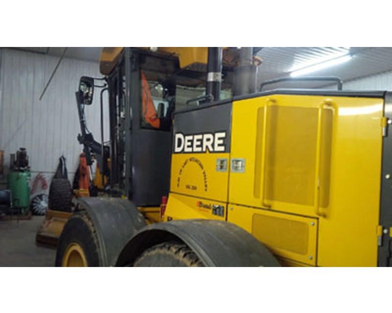 John Deere 770G Motor Grader