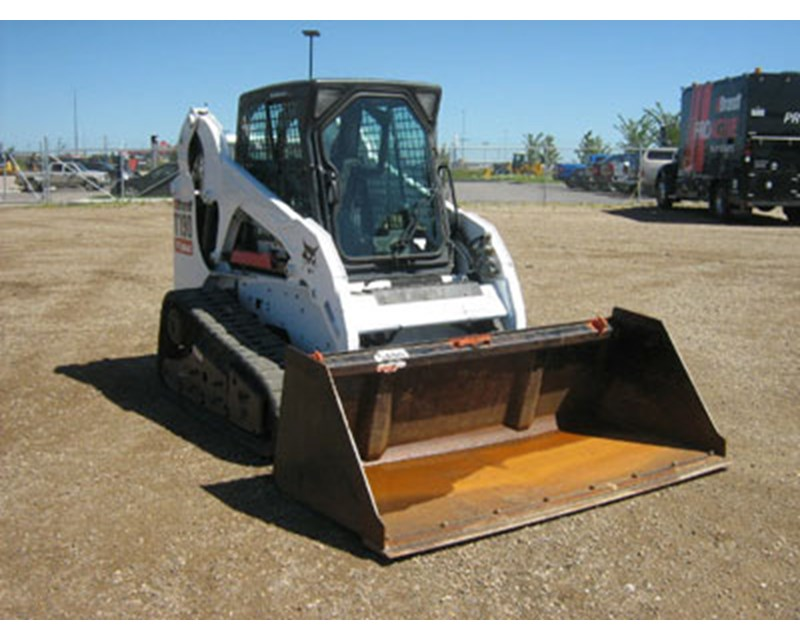 Bobcat T190 Skid Steer Loader
