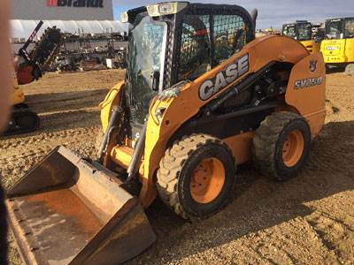 2013 Case SV250 Skid Steer For Sale, 1,419 Hours | Edmonton, AB | 0U460908  | MyLittleSalesman com