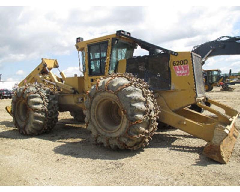 Tigercat 620D Skidder