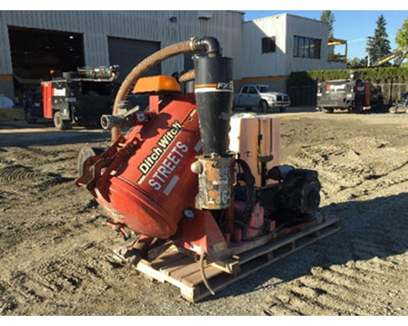 Ditch Witch FX20 Vacuum Excavator