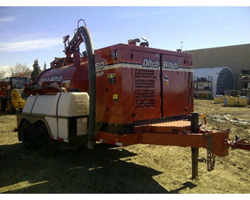 Ditch Witch FX60 Vacuum Excavator