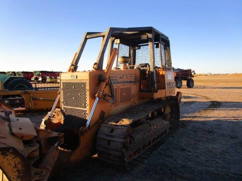 Case 1150G Dozer For Sale, 8,990 Hours | Havre, MT | 9629089