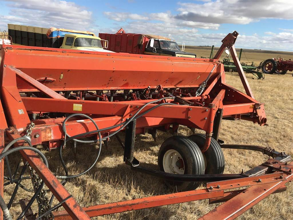 Case Ih 7100 Grain Drill For Sale Havre Mt 9270512