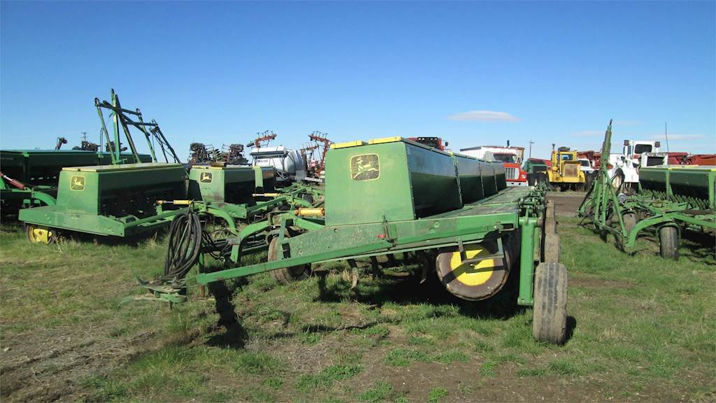 John Deere 9350 Grain Drill For Sale Havre MT 8989859