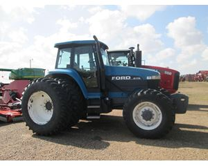 Ford 8770 Tractors - 100 HP to 174 HP