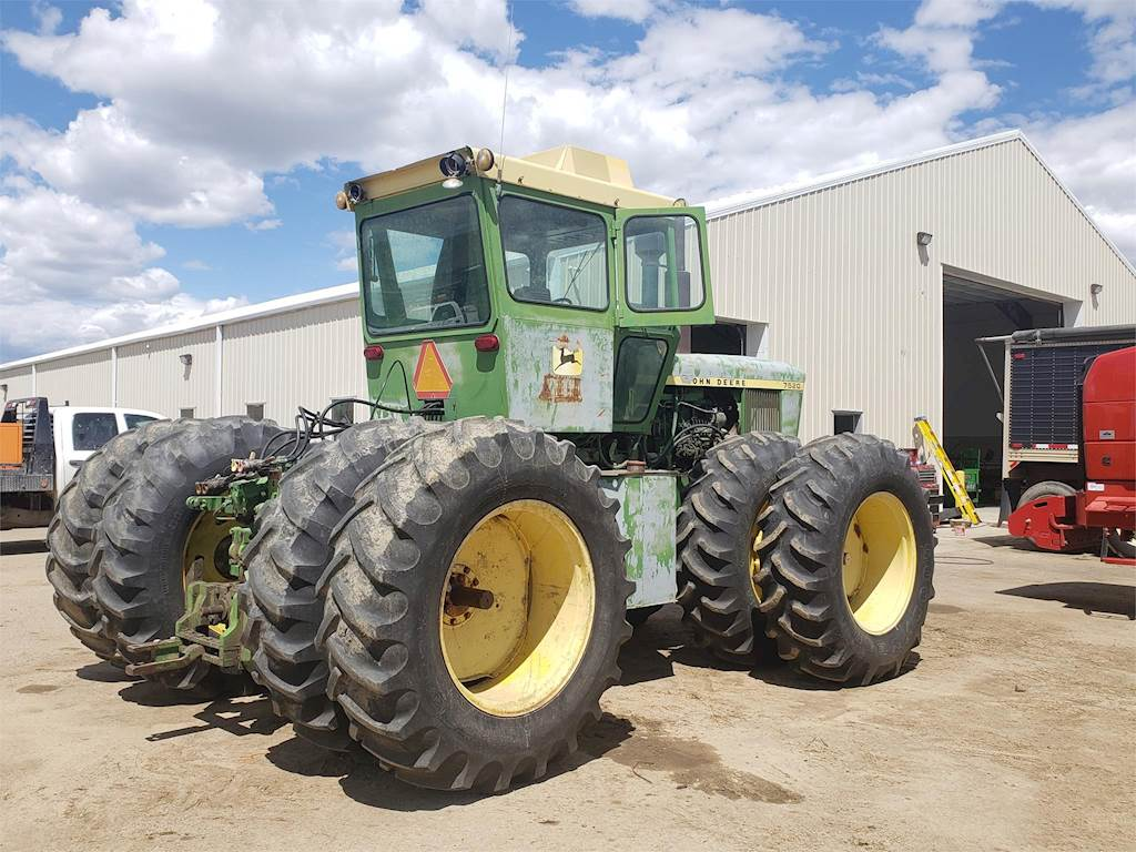 John Deere 7520 Tractor For Sale, 4,791 Hours | Havre, MT | 1174458