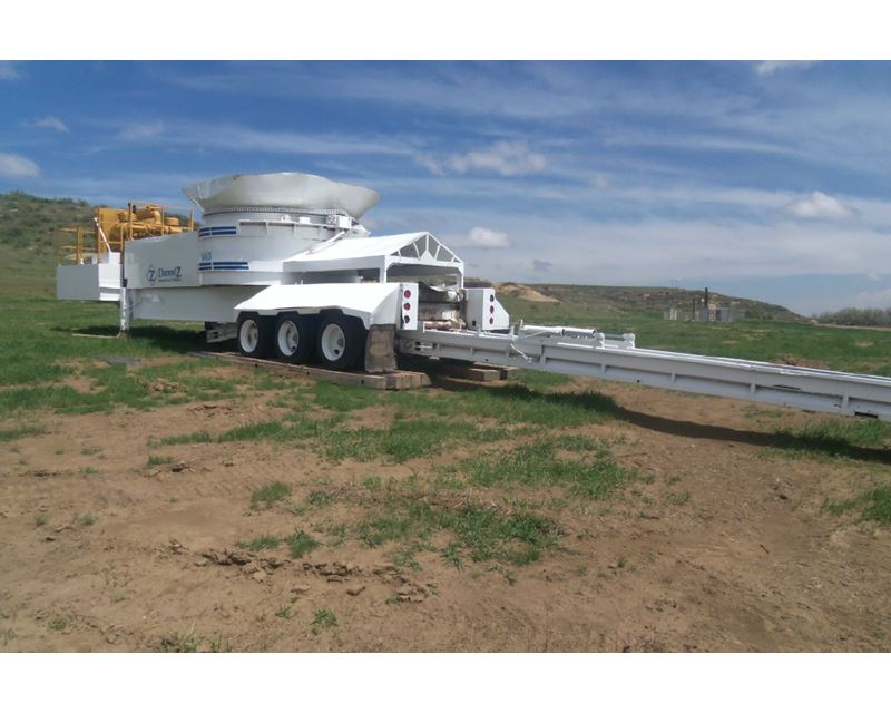 1992 Diamond Z 1463 Tub Grinder For Sale Greeley Co