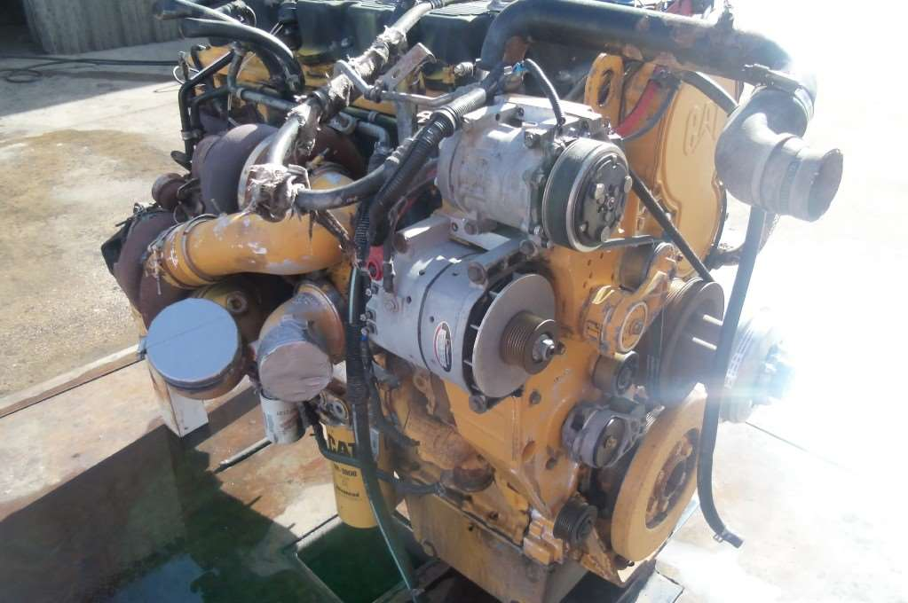 2007 Caterpillar C 15 Acert Diesel Engine For Sale