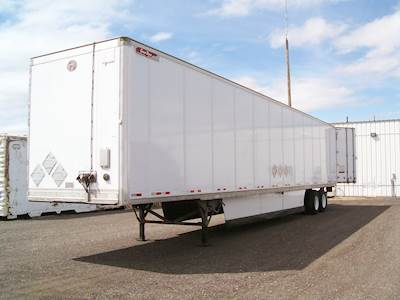 Great Dane 53x102 Dry Van Trailer