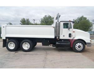 International 9100 Dump Truck