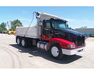 International 9200 Dump Truck