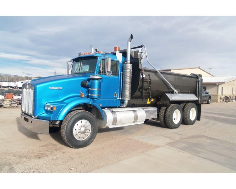 1995 Kenworth T800 Dump Truck For Sale | Greeley, CO | 955559 | MyLittleSalesman.com