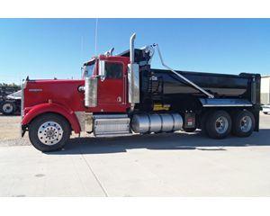 Kenworth W900L Dump Truck