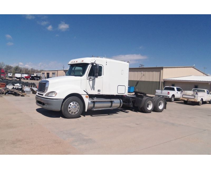 2005 freightliner Columbia Tech manual