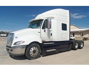 2012 INTERATIONAL Pro Star Sleeper Truck