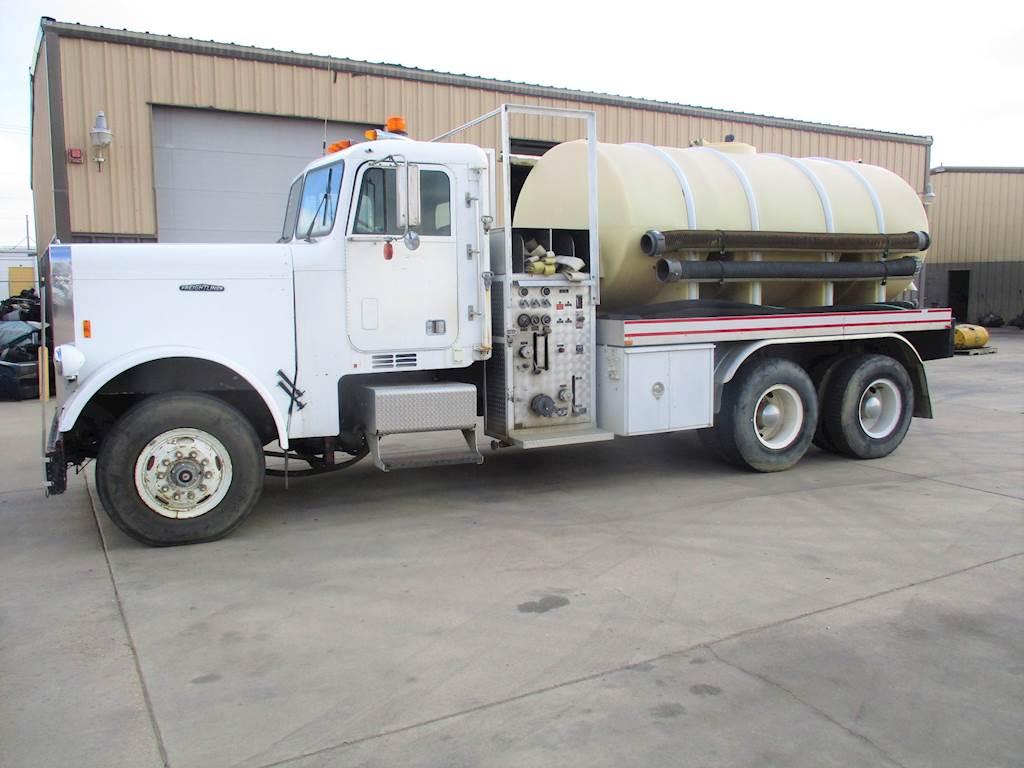 1981 Freightliner FLC12064 Water Truck For Sale, 10,910 Miles | Greeley, CO  | 812700 | MyLittleSalesman com