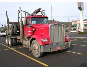 Kenworth Logging Truck