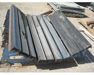 "Impact Slider bed 48"" Aggregate / Mining Equipment"
