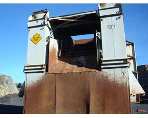 JCI Extra Heavy Duty Rip Rap Plant Aggregate / Mining Equipment