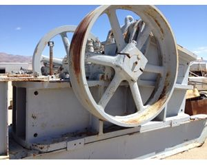 "Traylor 24"" x 36"" Jaw Crusher Aggregate / Mining Equipment"