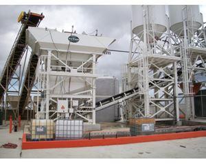 Vince Hagan 12 Yard Batch Plant Concrete Equipment