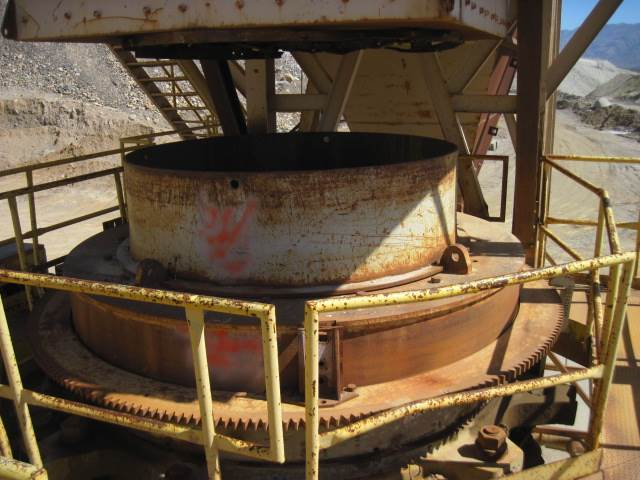 1995 Metso/Nordberg HP 700 cone crusher For Sale | Trona, CA