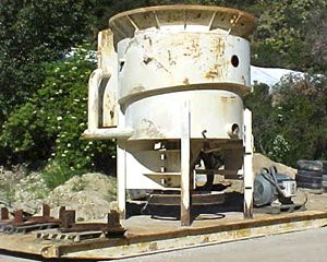 IMPEX Freeport Blunger General Aggregate & Mining Equipment