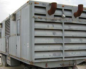 Detroit 1550 KW Generator Set