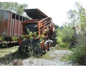 Unloader Rail Car