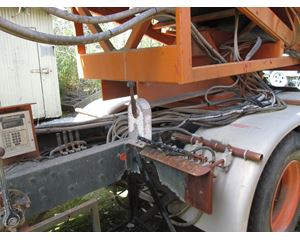 Rail Car Unloader on Peterbilt Truck For Sale - Reno, NV
