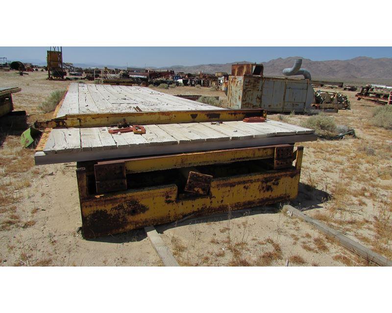 Howe Richardson 10'x70' Scale For Sale  Hollister, CA  352683  MyLittleSalesman.com