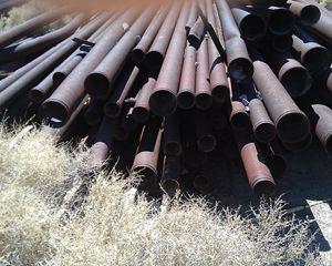 """4"""" Vitrolic Tubing Aggregate / Mining Equipment"""