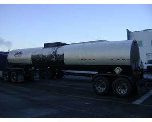 Etnyre STEEL ASPHALT TANK Asphalt / Hot Oil Tank Trailer