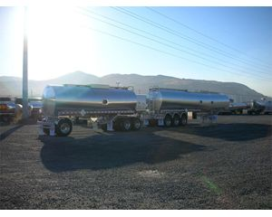 Heil Crude Oil Tank Trailer