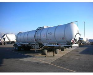 Polar 1991 POLOR, MC306, 9000 GALLON ALUMINUM TANK Crude Oil Tank Trailer