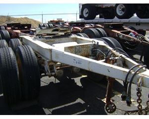 Columbia TANDEM AXLE DOLLY Dolly Trailer
