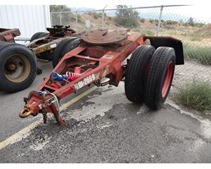 Strick SINGLE AXLE DOLLY, WEDGE BRAKES Dolly Trailer